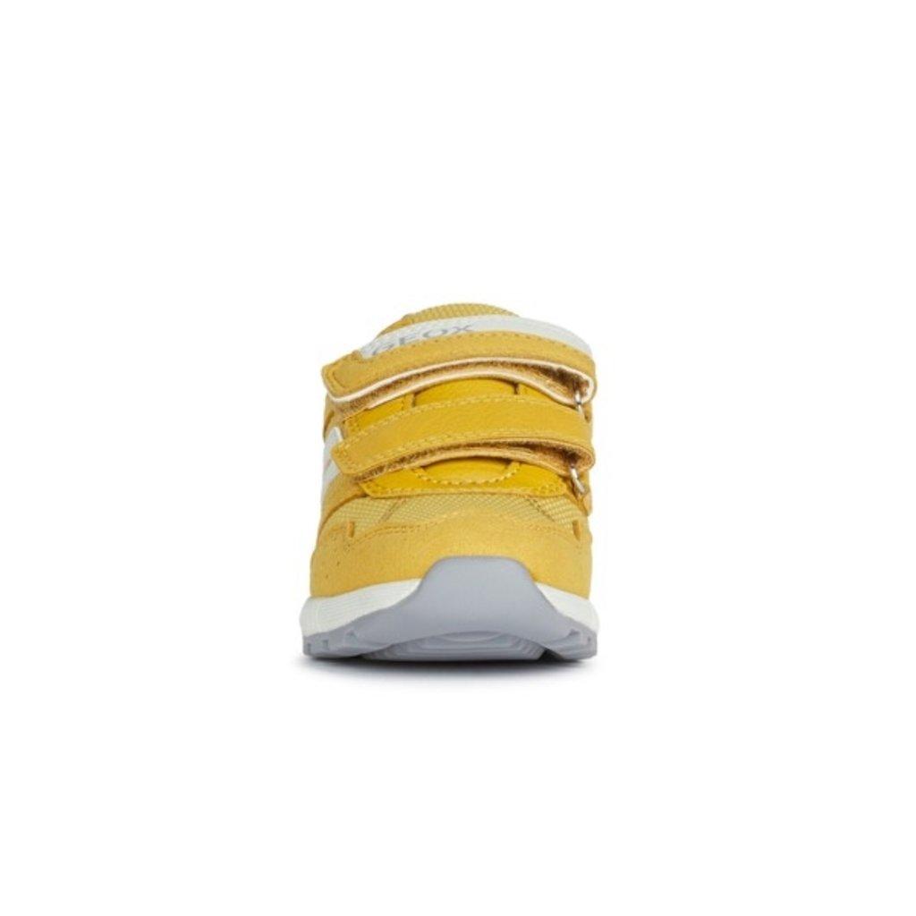 Geox Geox J Alben Dk Yellow/Grey