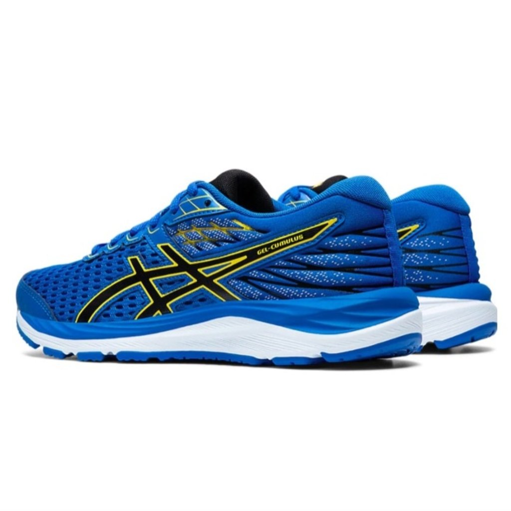 Asics Asics Gel Cumulus 21 GS Tuna Blue/Black