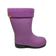 Alisa Alisa Lined Rainboot Purple Matte