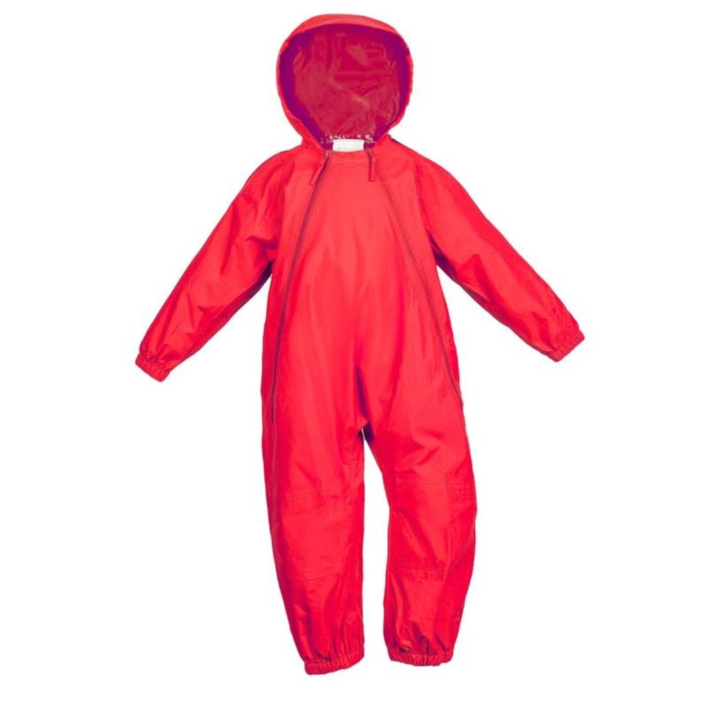 J&K J&K Splashy One-Piece Suit Red