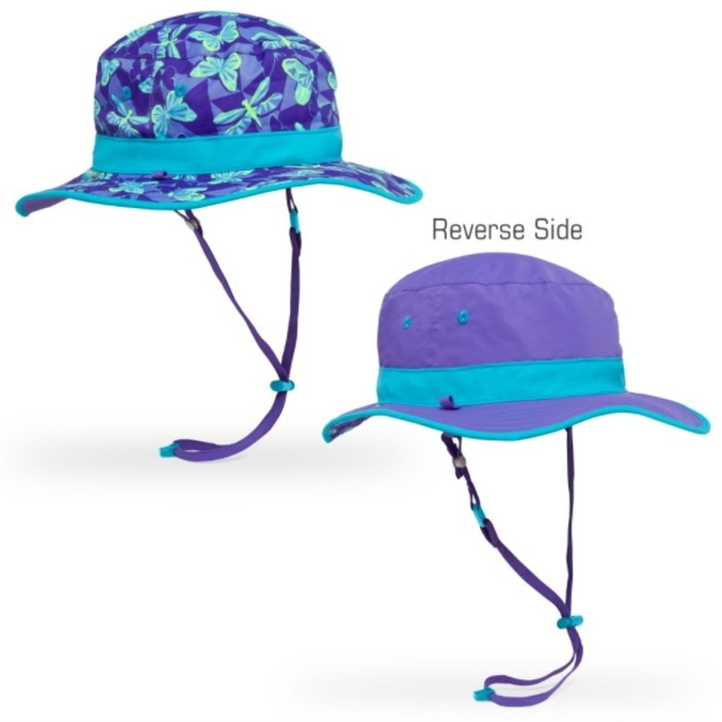 Sunday Afternoon Sunday Afternoon Clear Creek Boonie Hat Butterfly/Iris