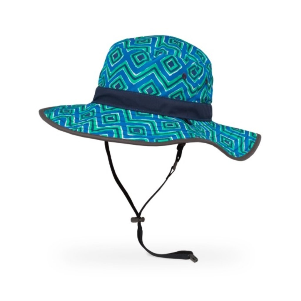 Sunday Afternoon Sunday Afternoon Clear Creek Boonie Hat Blue Solar