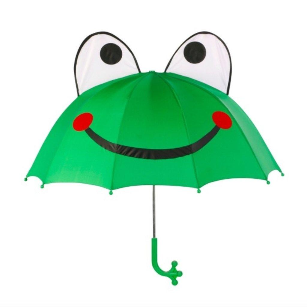 Kidorable Kidorable Umbrella Frog Green
