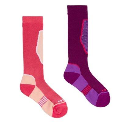Kombi Kombi The Brave Twin Pack Jr Sock