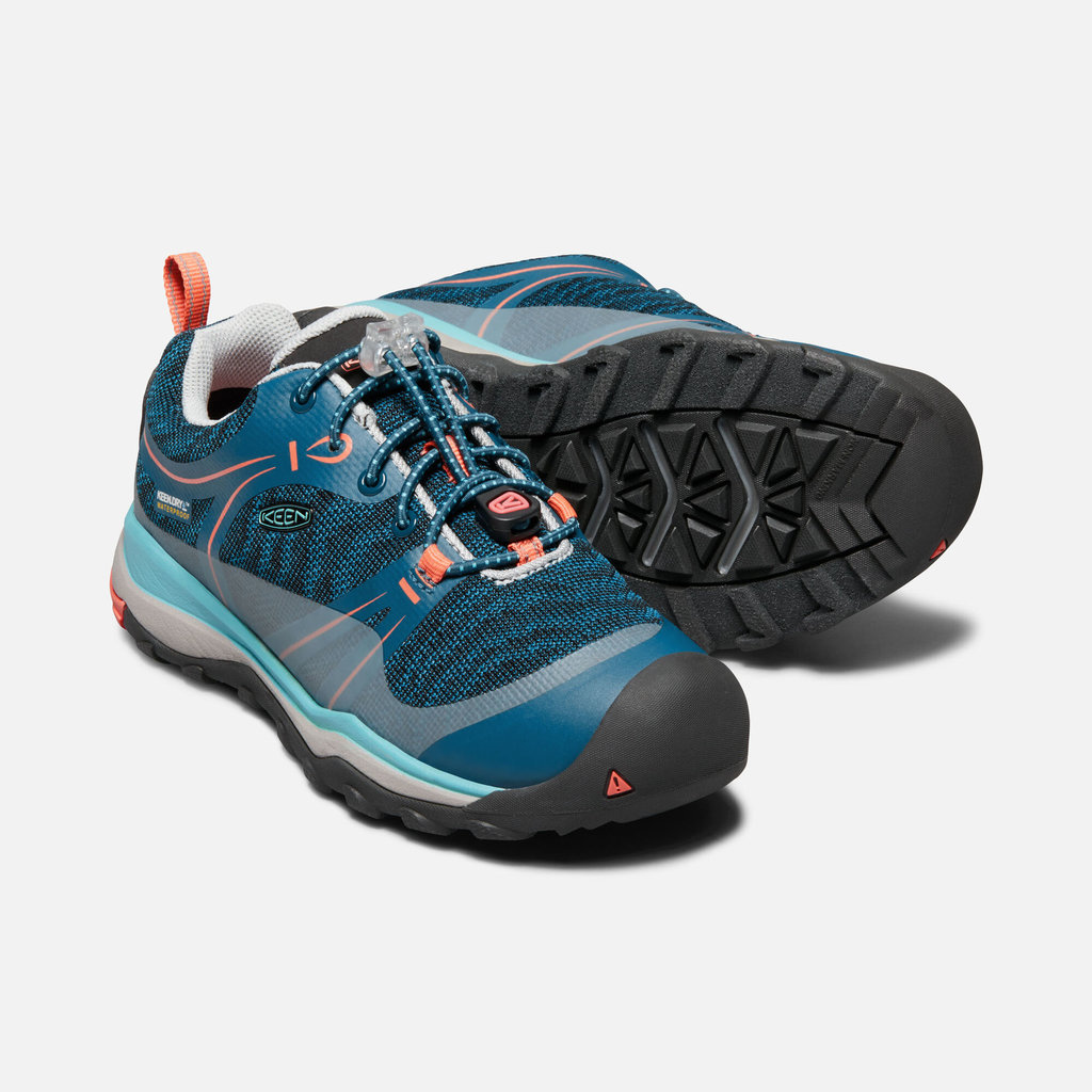 Keen Keen Terradora Low WP Aqua Sea/Coral