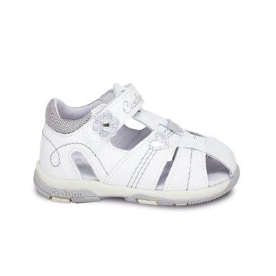 Ciciban Ciciban White Sandal