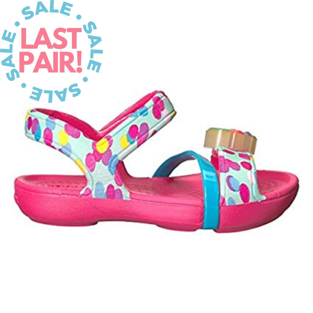 Crocs Crocs Lina Lights Sandal
