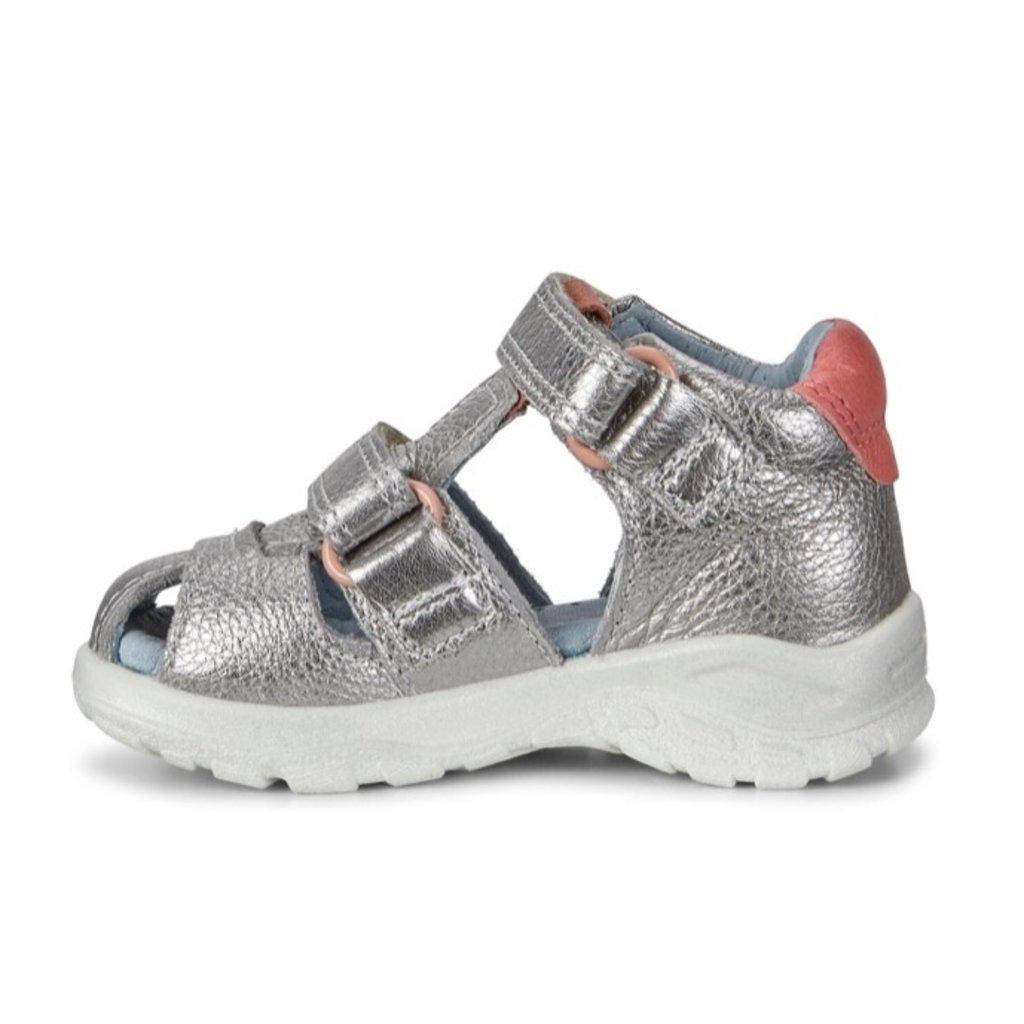 Ecco Ecco Peekaboo Silver Metallic