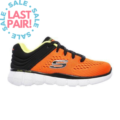 Skechers Skechers Equalizer 2.0 Orange/Blk (Child 11, 11.5 + 13)