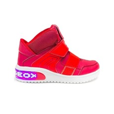 Geox Geox J XLed B Red Size Size 32