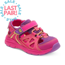 Stride Rite M2P Scout Pink - Clearance