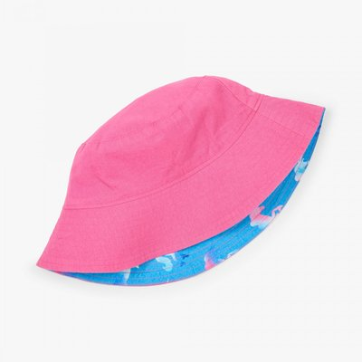 Hatley Hatley Unicorns Reversible Sun  Hat (Size 2-3)