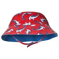Hatley Hatley Sun Hat Hammer Heads (Size S)