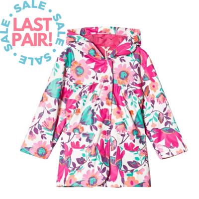 Hatley Hatley Tortuga Bay Raincoat (Size 3)