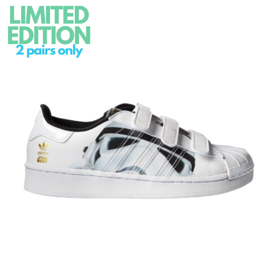 Adidas Adidas Superstar Stormtrooper CF (Child 12)