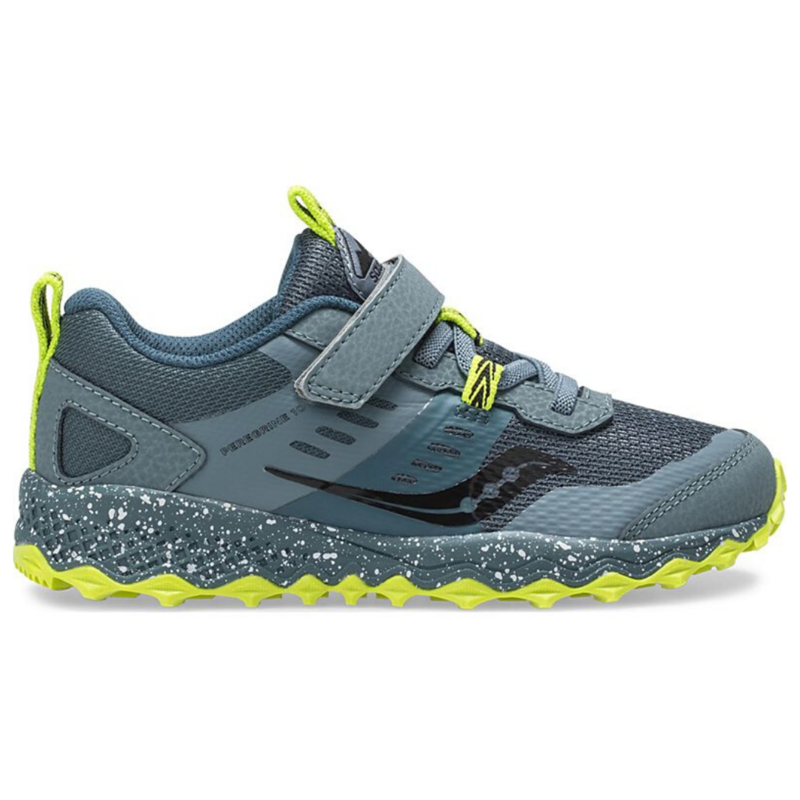 Saucony Saucony Peregrine 10 Shield Youth 6.5 + 7