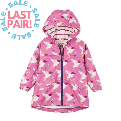 Hatley Hatley Microfiber Rain Jacket (Child 3 + 8)