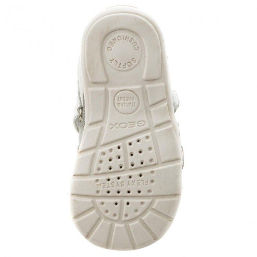 Geox Geox Kaytan Sandal White/Silver