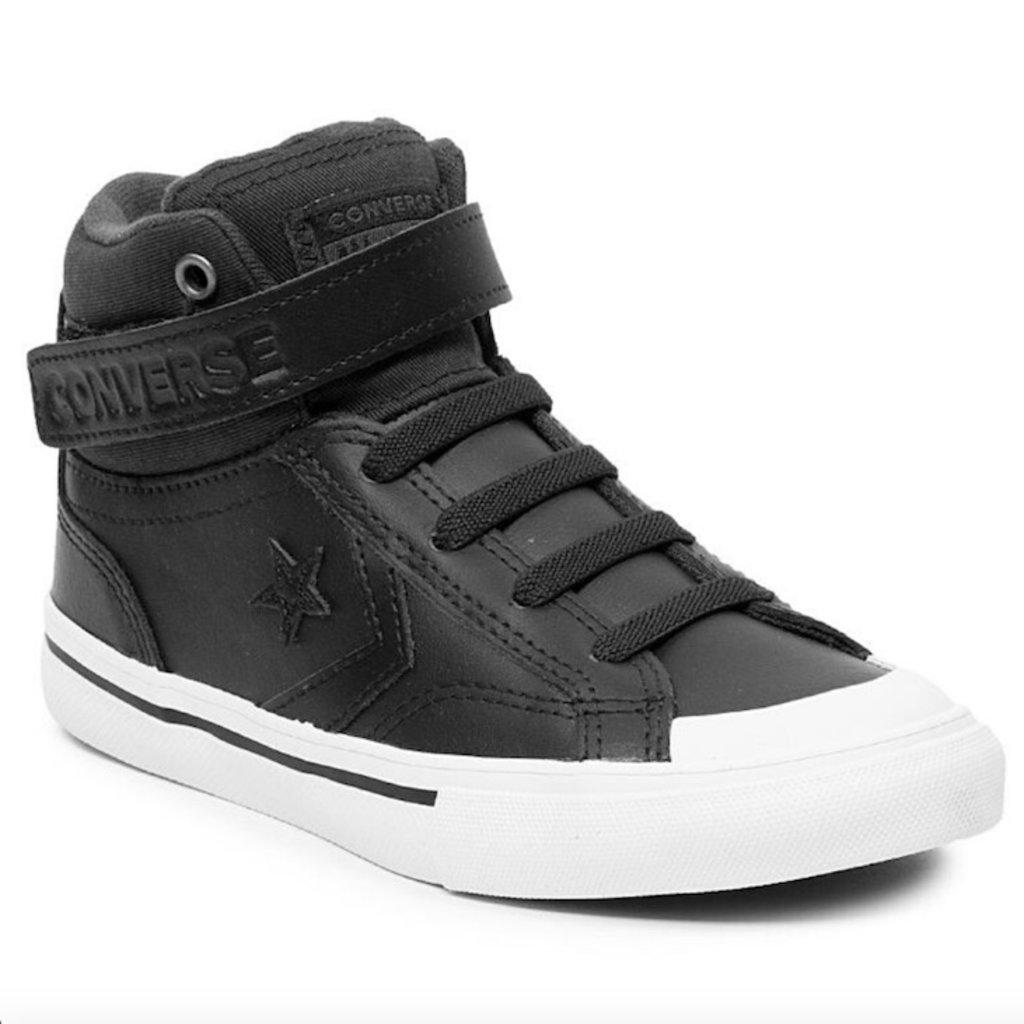 Converse Pro Blaze Hi Strap Black