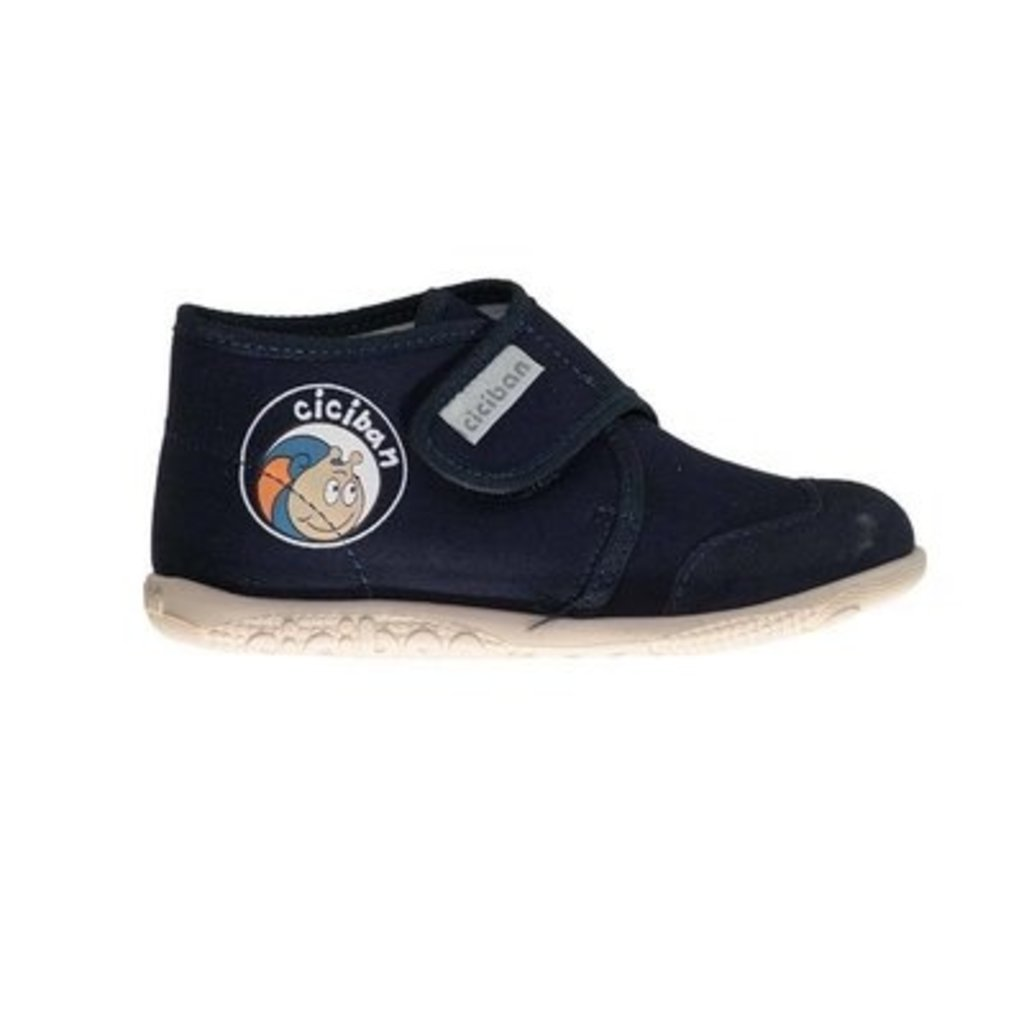 Ciciban Ciciban Slipper Navy