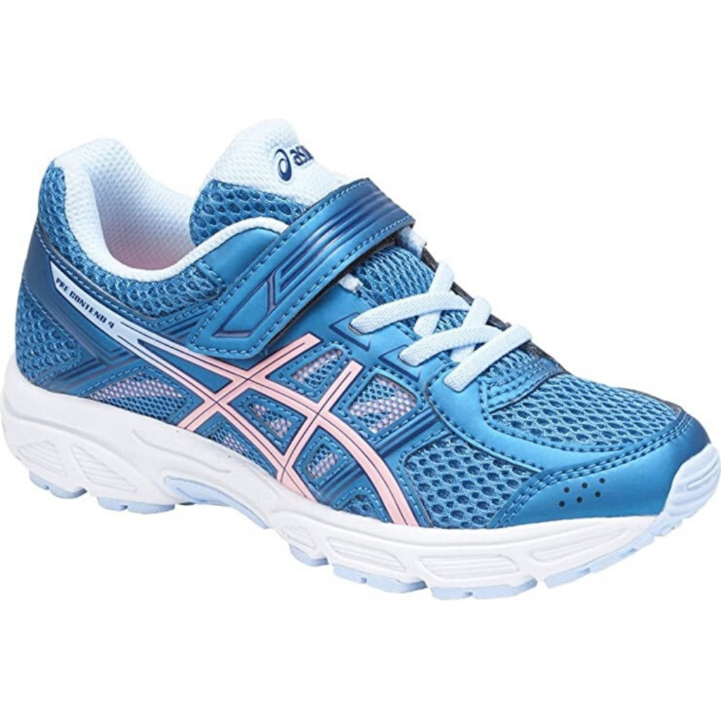 Asics Asics Pre Contend 4 PS Azure/Frosted Rose