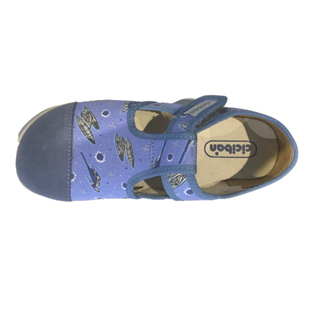 Ciciban Ciciban Slipper T-Strap Shuttle