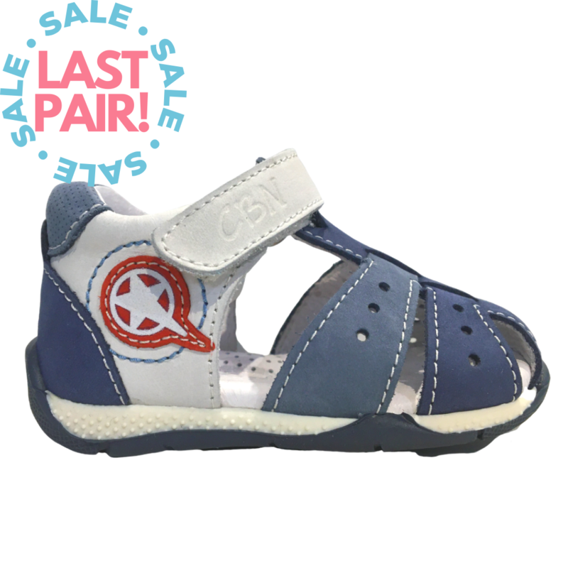 Ciciban Ciciban Over Sandal (Toddler 3/3.5)