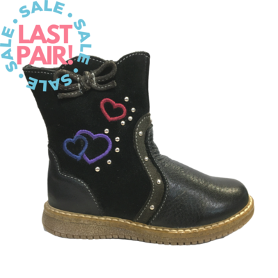 Right Step Dress Boot (Toddler 24)