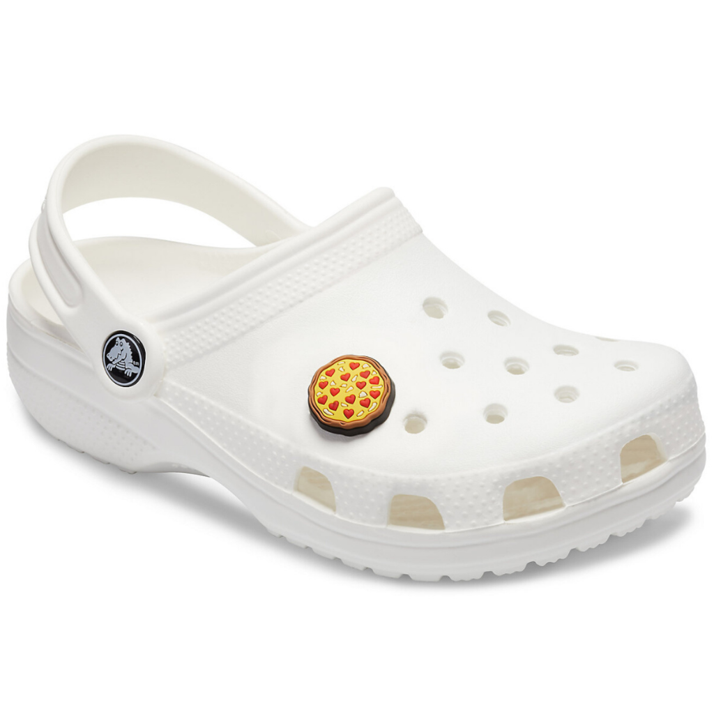 Crocs Crocs Jibbitz Pizza