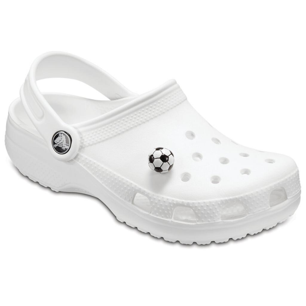 Crocs Crocs Jibbitz Soccer Ball