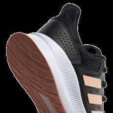 Adidas Adidas RunFalcon K CBLACK/GLOPNK/SEMCO