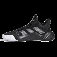 Adidas Adidas D.O.N. Issue 1 J FTWWHT/CBLACK/CBLACK