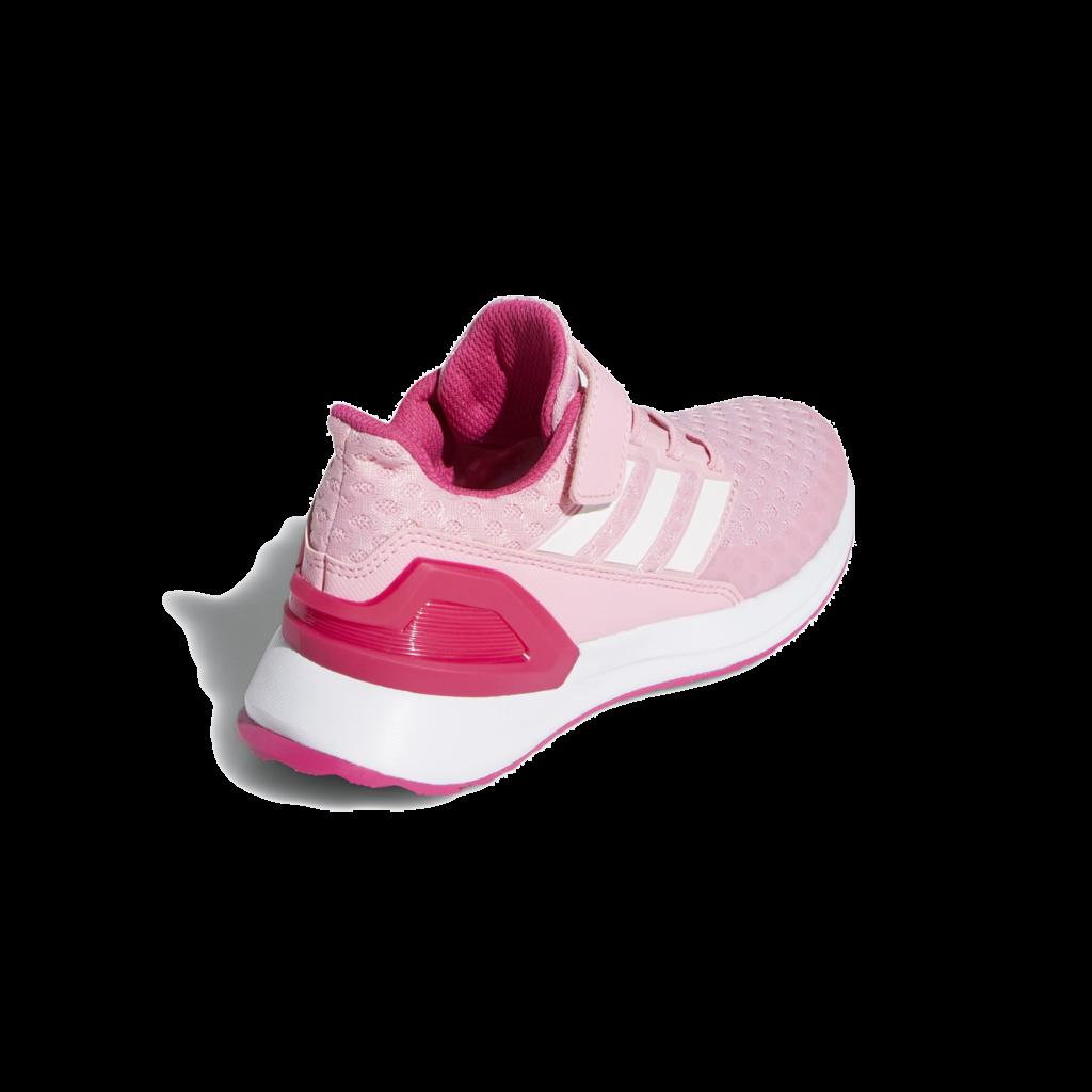 Adidas Adidas RapidaRun EL K LTPINK/FTWWHT/REAMAG