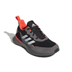 Adidas Adidas RapidaRun Elite J CBLACK/FTWWHT/SOLRED