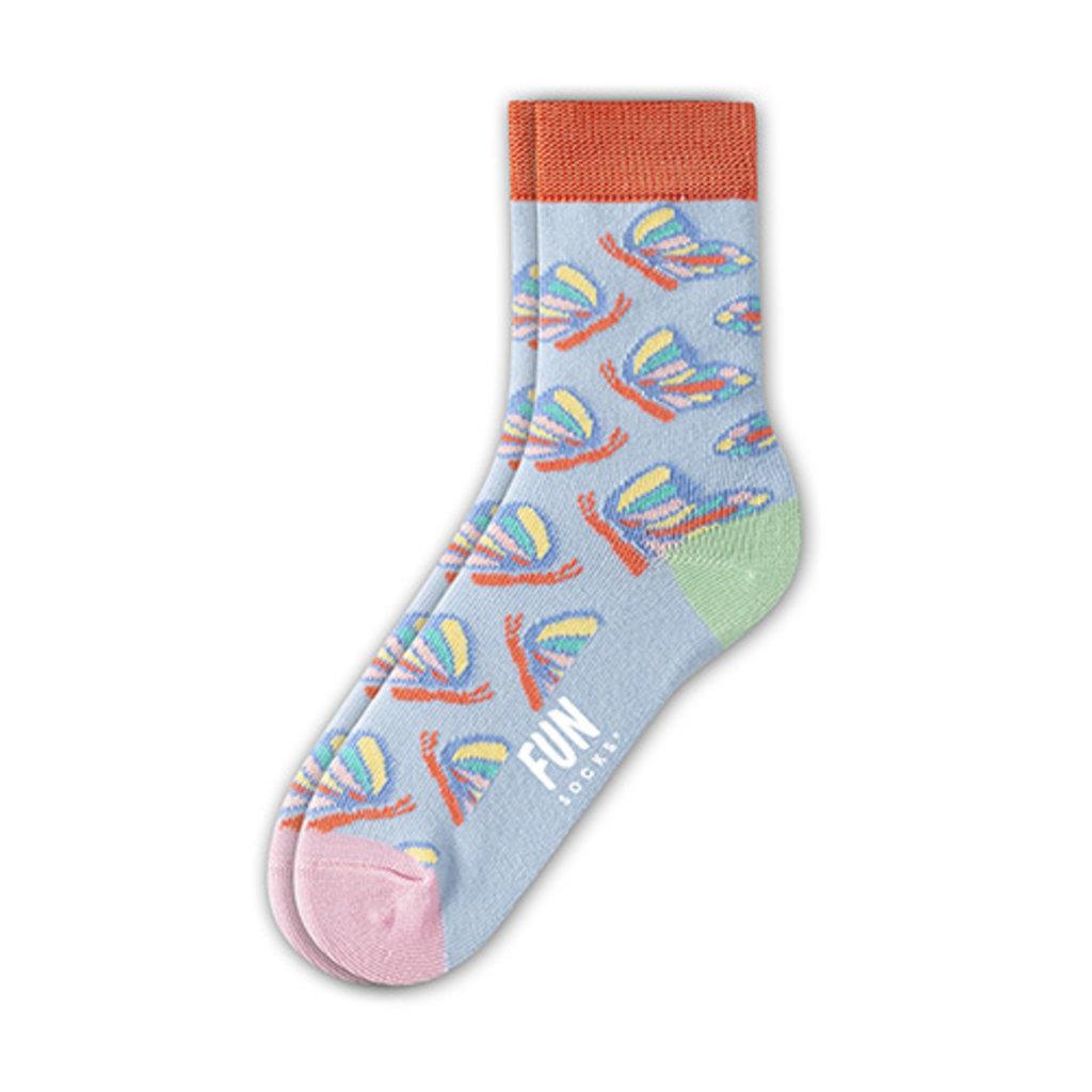 Fun Socks Fun Socks 3PK Spring Crew