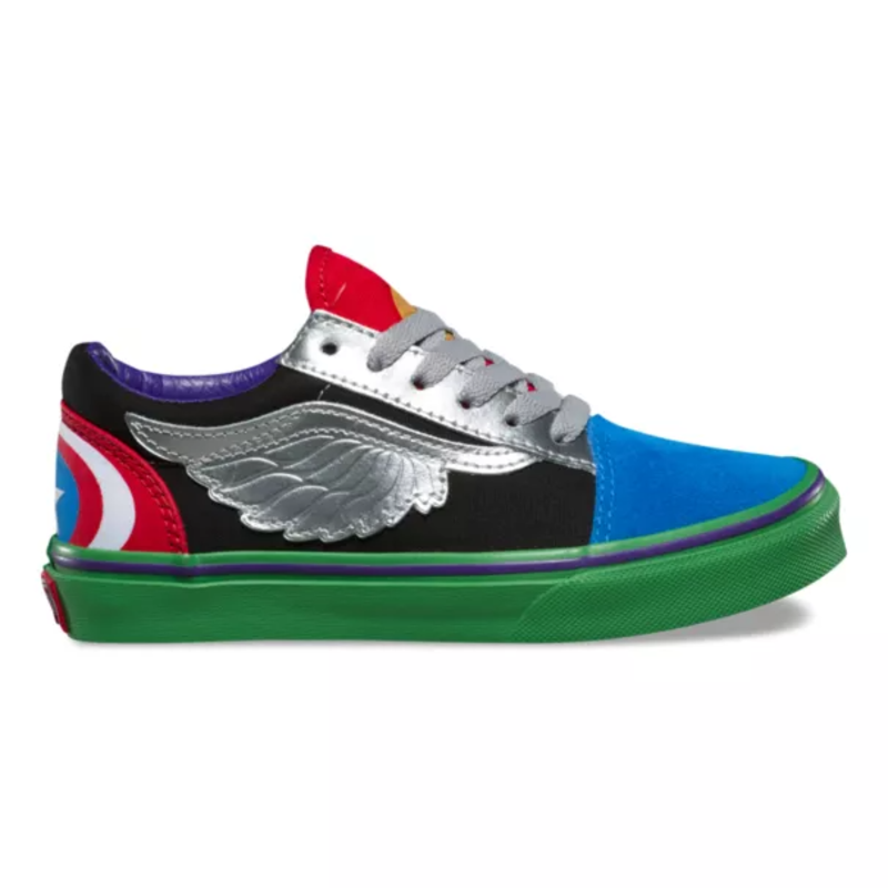 Vans Vans Old Skool Marvel Avengers