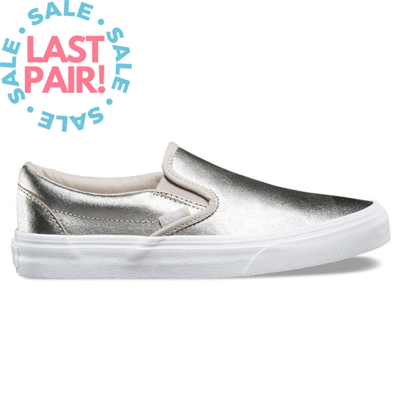Vans Vans Classic Slip-On Metallic (Child 12)