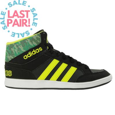 Adidas Adidas Hoops Mid K (Youth 4)