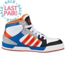 Adidas Adidas BBNeo Raleigh K Runwht/Colora (Youth 5)
