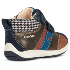 Geox Geox B Toledo Coffee/Navy
