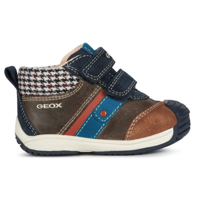 Geox Geox B Toledo Coffee/Navy