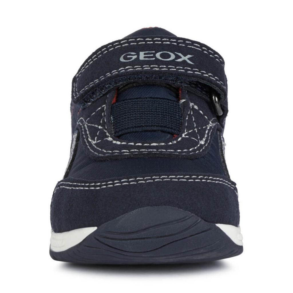Geox Geox B Rishon Navy/Grey