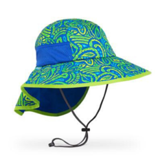 Sunday Afternoons Sunday Afternoons Kids Play Hat Green Fossil