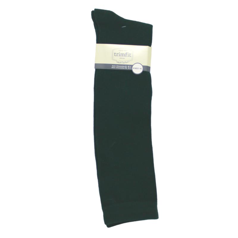 Trimfit Trimfit Knee-Hi Sock Hunter Green