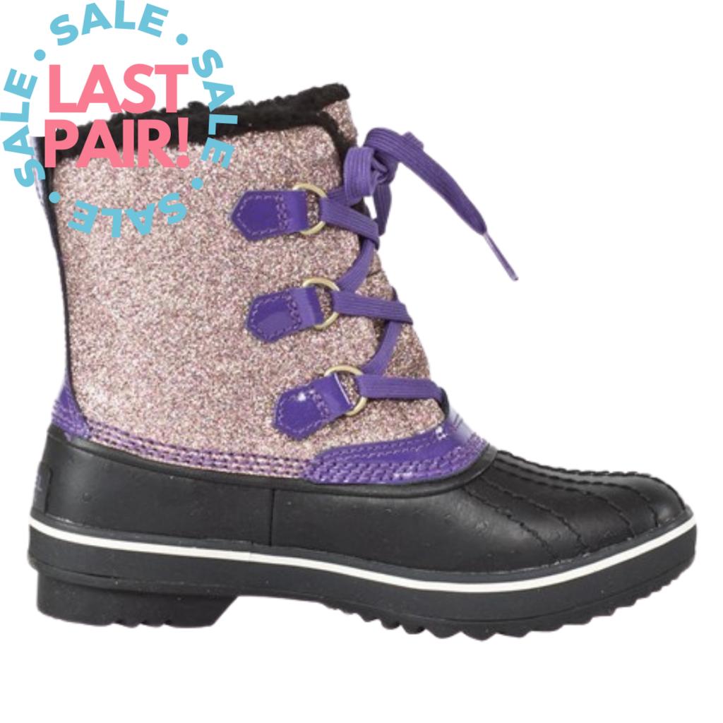 Sorel Sorel Youth Tivoli Glitter Purple