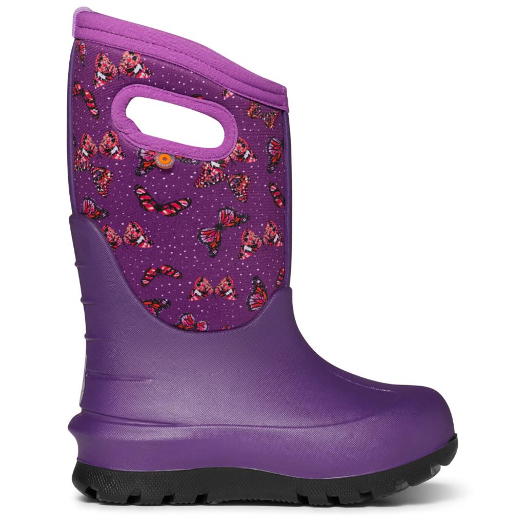 Bogs Bogs Neo-Classic Butterflies Violet Multi