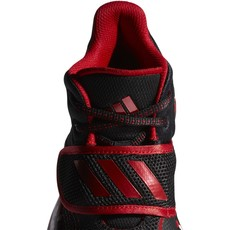Adidas Adidas Deep Threat J CBLACK/SCARLET Youth 6.5 + 7