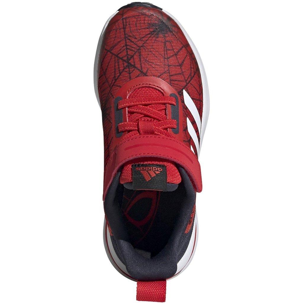 Adidas Adidas SpiderMan EL K VIVRED/LEGINK