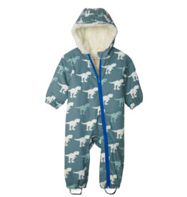 Hatley Hatley T-Rex Colour Changing Baby Bundler