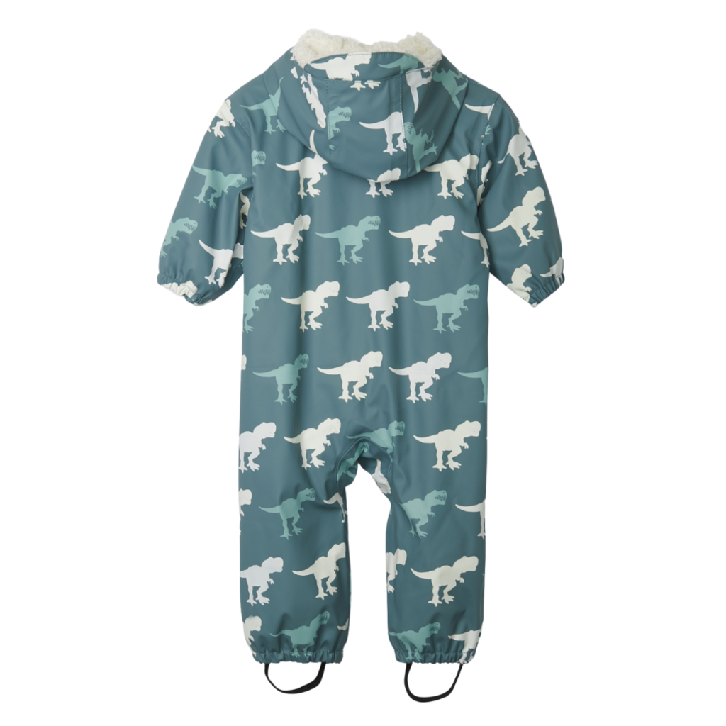 Hatley Hatley T-Rex Colour Changing Baby Bundler